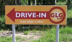 GLG Drive-In