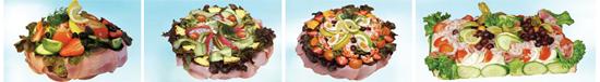 GLG Kök & Catering - Smörgåstårtor